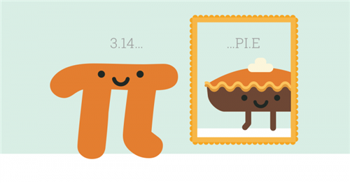 pi vs. pie